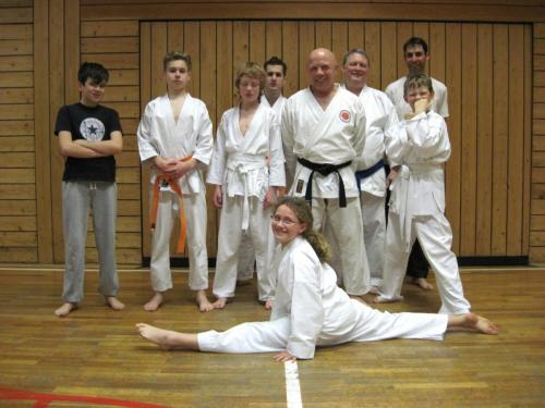 Karate Blieskastel, Budokan Bushido